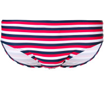 striped swim briefs