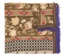 Pashmina-Schal mit Blumen-Print