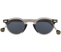 Ovale 'Charlie' Sonnenbrille