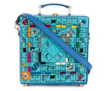 'Paris Game Board' Clutch