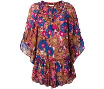 'Alessia' Kleid mit Blumen-Print