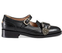 Queercore brogue shoes