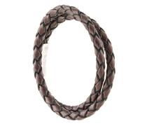 double wrap braided bracelet