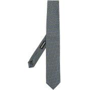 Krawatte mit Jacquardmuster