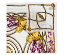 Schal mit Barock-Print
