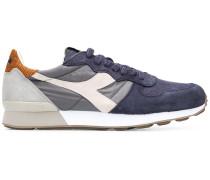'Heritage' Sneakers mit Wildledereinsätzen