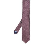 Krawatte mit Print