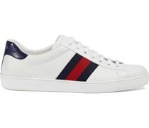 Low-Top-Ace-Sneaker aus Leder