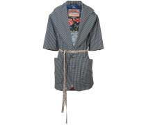 Alma Kaban wrap jacket