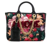 Capri iguana shopping bag