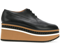 Lomia wedge Derby shoes