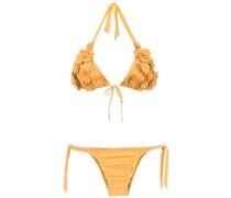 Bestickter Bikini