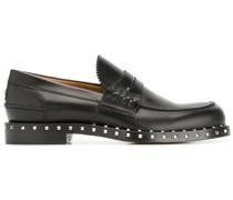 Penny-Loafer mit Nieten