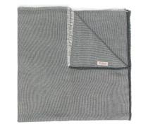 Breiter Schal in Distressed-Optik