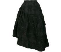 cloqué skirt