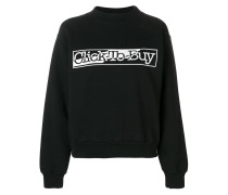 'Click to Buy' Sweatshirt