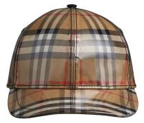 Kappe mit Karomuster