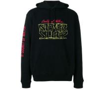 'Never Sleep' Kapuzenpullover