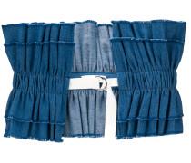 ruched waist belt