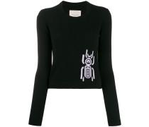 jacquard beetle jumper