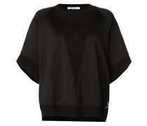 Asymmetrisches Oversized-Sweatshirt