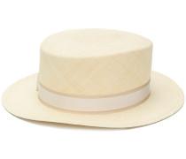 flat top sun hat