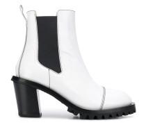 Chelsea-Boots mit Profilsohle