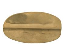 Ovale Brosche
