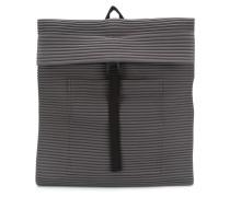 Rucksack mit Faltendetails