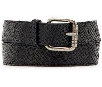 Foster buckle belt