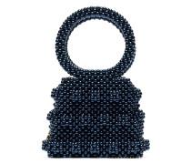'Dante' Handtasche mit Perlen
