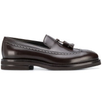 Loafer mit Budapestermuster