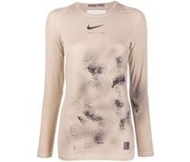 x Nike Langarmshirt mit Print