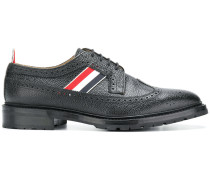 Tricolor Webbing Classic Longwing Brogue