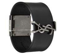 Armband mit Monogramm-Applikation