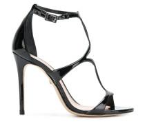 laser cut sandals