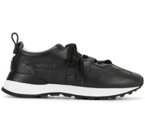 'Emilio' Sneakers mit Cut-Outs