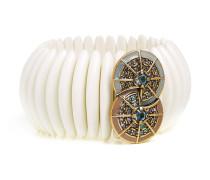 embellished resin bracelet - Unavailable