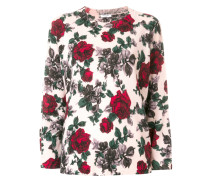 floral print jumper