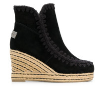 Eskimo wedge ankle boots