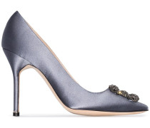 'Hangisi 105' Pumps aus Satin