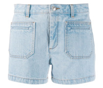 A.P.C. Kurze Jeans-Shorts