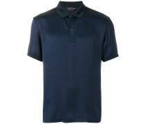 Klassisches Seiden-Poloshirt