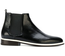 Chealsea-Boots mit spitzer Kappe