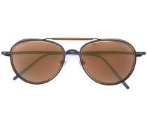 Pilotenbrille aus Titan