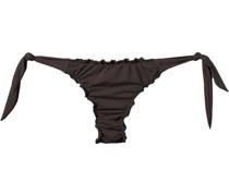 Bikinihöschen mit Rüschen