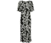 'Fortuny Vine' Kleid
