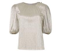 lurex blouse