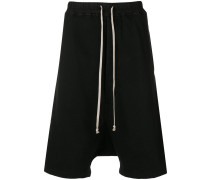 Oversized-Shorts mit Kordelzug