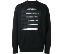 Sweatshirt mit Büsten-Print